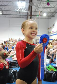 Competitive Gymnastics...oh I remember the days