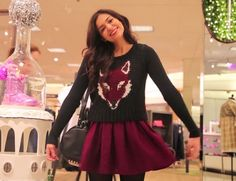 I want both the shirt & skirt!!! Hopefully I can get them with my gift card :)
