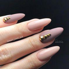 Cute Nail Colors, Nail Polish Colors, Cute Nails, Colorful Nail Designs, Simple Nails, Nail Inspo, Wedding Nails, Manicure, Geek Stuff