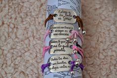 ¡Nuevas pulseras de mensajes! | lucia_lacajita