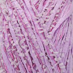 Efektní příze Marlen jaro/léto fialový melír