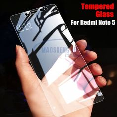 """Universe of goods - Buy Full Tempered Glass For Xiaomi Redmi Note 5 Pro 6 Screen Protector Anti Blu-ray Protector Film For Redmi 5 Plus glass"""" for only USD. Samsung Cases, Iphone Cases, Apple Watch Accessories, Cheap Phones, Phone Screen Protector, Blu Ray, Note 7, Panzer, Film"""