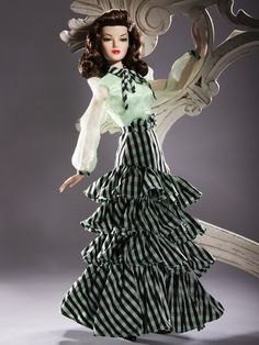 Gene Marshall Convention Doll | Gene Dolls.  Really reminds me of Katherine Hepburn