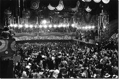 Baile de Gala, carnaval do Teatro Municipal - 16 de fevereiro de 1972