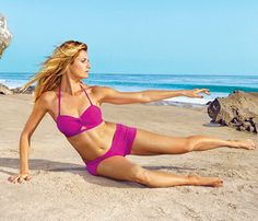 Tone Up Quick With Erin Andrews's Favorite Moves: Workouts: Self.com