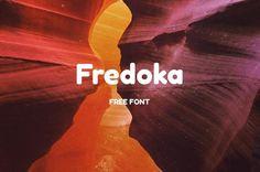 Fredoka / Free font / #rounded