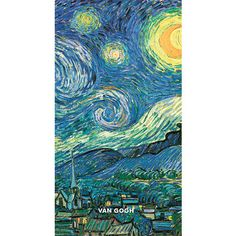 Vincent van Gogh Pocket Planner: Dutch painter Vincent van Gogh, one of the pioneers of Expressionism, is known for his canvasses of bright colors and vigorous brushstrokes. After a brief stay in Paris, he left to immerse himself in the intense colors of the Provencal landscape that became the subject of his many works.  $5.99  http://calendars.com/Van-Gogh/Vincent-van-Gogh-2013-Pocket-Planner/prod201300004327/?categoryId=cat00025=cat00025#