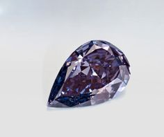 A purple diamond engagement ring...would put me over the top!