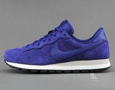 "Nike Air Pegasus 83 ""Suede"" - Deep Royal Blue"