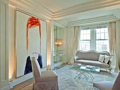 Geoffrey Bradfield interior design pictures | Picture of Interior Designer Geoffrey Bradfield's Park Avenue Home