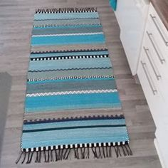 Fabric Rug, Tapestry Weaving, Recycled Fabric, Woven Rug, Rugs On Carpet, Lana, Outdoor Blanket, Pattern, Fabrics