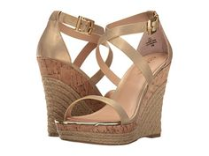 Charles by Charles David Aden Champagne Metallic - Zappos.com Free Shipping BOTH Ways