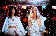 Toni Collette & Rachel Griffiths in Muriel's Wedding