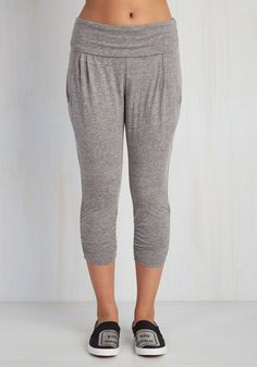 Play Stretch Lounge Pants in Grey, @ModCloth