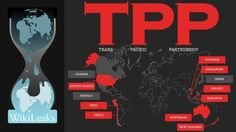 Wikileaks fund-appeal for TPP text