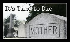It's Time to Die- As a dying mother I talk about a nonterminal person getting permission to die.