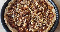 Almás-gyömbéres-karamelles pite   APRÓSÉF.HU - receptek képekkel Pie, Sweets, Food, Torte, Cake, Gummi Candy, Fruit Cakes, Candy, Essen
