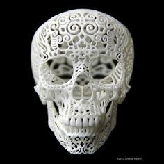 MAKE | A Conversation With 3D Artist Joshua Harker