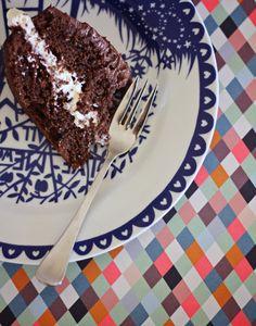 Nigella Lawson's Old Fashioned Chocolate Cake Recipe