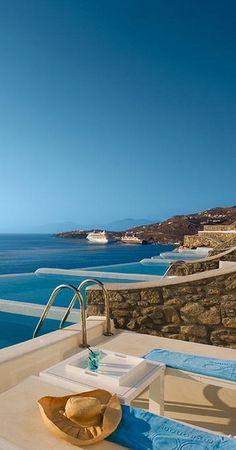 Cavo Tagoo, Mykonos, Greece http://www.mediteranique.com/hotels-greece/mykonos/cavo-tagoo/