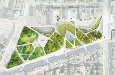 Aberdeen City Garden | Diller Scofidio + Renfro