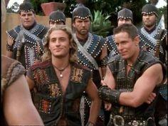 Jason (Chris Conrad) in Young Hercules