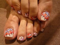 54 best cute pedicures images  toe nails toe nail