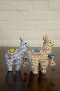 crochet llama free pattern