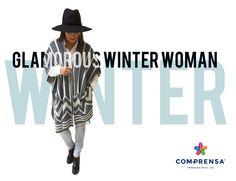 Glamorous Winter Woman ❄️❄️❄️  #fashion #model #photooftheday #color #beautiful #comprensa #clothes #portugal #team #love #work #making #ourdesign #shine #winter #style #attitude #fashionable #create #fashionvictim #barcelos
