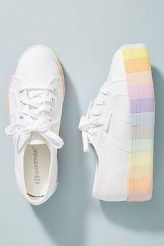 d0f5bf2ee94 Superga Rainbow Platform Sneakers Puma Platform