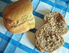 Pane integrale con la macchina del pane