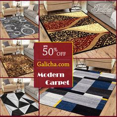 Choose from Our large selection Modern Carpets and makes it easy to find a carpet that's perfect for your place. Carpets Online, Modern Carpet, Modern, Home Decor, Modern Rugs