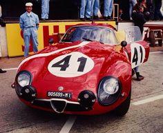 """""""Le Mans 64 Alfa Romeo Giulia TZ 2"""""""
