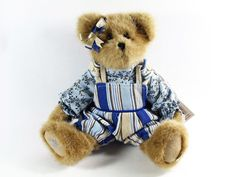 New Boyds Bears Longaberger Hannah Cabana #95354LB 2009 Retired