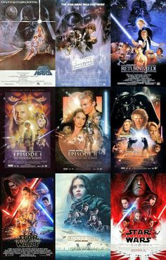 One of these films is not Star Wars (The Last Jedi) One of these films is not a very good story (For...