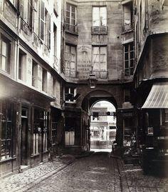 Vecchie fotografie - La nostra amatissima Parigi e le sue trasformazioni scellerate – La sottile linea d'ombra