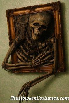 skeleton frame - Halloween Costumes 2013