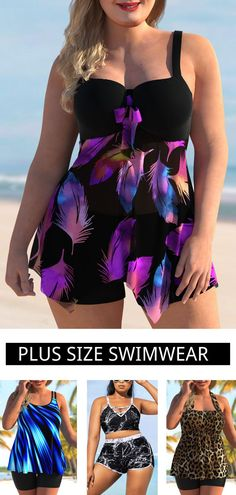 Best plus size to show your curve! You are so pretty with those floral plus size! The price down to $14.99! Time to prepare for beach trip! Shop now! Mama Shirt, Plus Size Swimsuits, Plus Size Outfits, Fit Women, Bathing Suits, Beach Trip, Bikinis, Cute Outfits, My Style