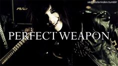 Andy - Perfect Weapon