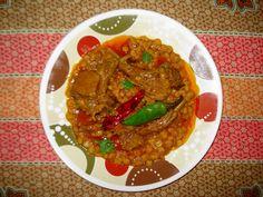 Cuisine of Karachi: Dal Gosht دال گوشت