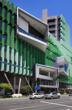 Gallery of New Lady Cilento Children's Hospital / Lyons + Conrad Gargett - 8