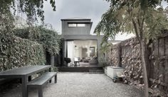 Chamberlain Javens Architects | North Fitzroy House