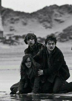 #HarryPotter_TheDeathlyHallows Part 1 (2010)