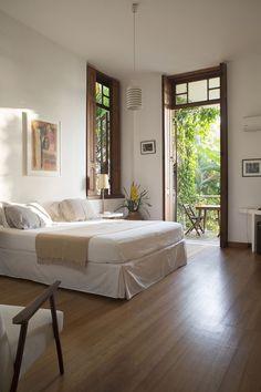 Sofisticação despojada com a cara do Rio - Casa Vogue | Hotéis