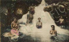Fiji Postcards The Fijian People Fiji People, Fiji Culture, Island Outfit, New Zealand North, Fiji Islands, Aboriginal People, Lost City, Historical Pictures, South Pacific