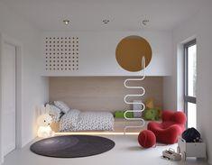 Kids Bedroom Designs, Kids Room Design, Luxury Kids Bedroom, Kid Spaces, Luxurious Bedrooms, Kid Beds, Kids Furniture, Boy Room, Home Interior Design
