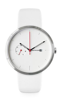 Greyhours Essential White | USD 175