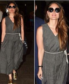 Looking for a similar grey maxi dress as the one Kareena Kapoor is wearing
