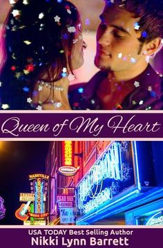 Check out the pre-order blitz for the contemporary romance Queen of My Heart by Nikki Lynn Barrett                                   http://padmeslibrary.blogspot.com/2016/05/pre-order-blitz-queen-of-my-heart-by.html