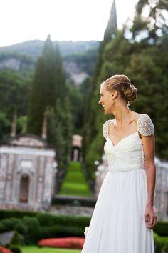 Romántica y elegante boda real entre Lugano y el Lago di Como {Fotos, cortesía de Kiss and Chips}